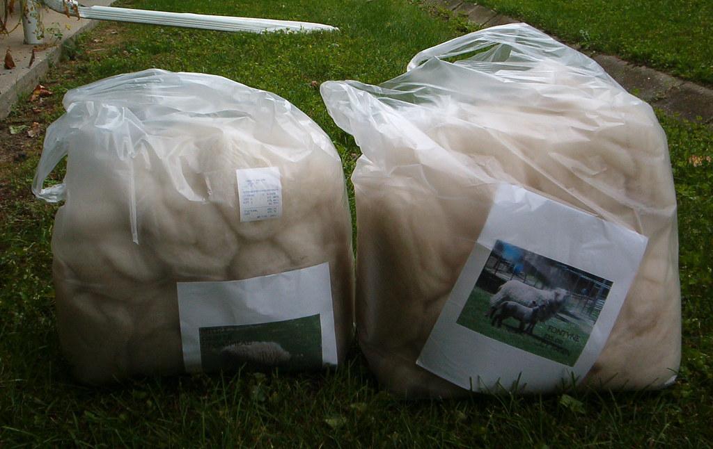 bags o wool