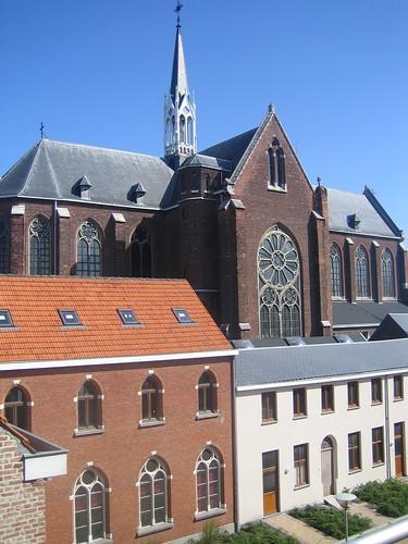 Kerk en klooster