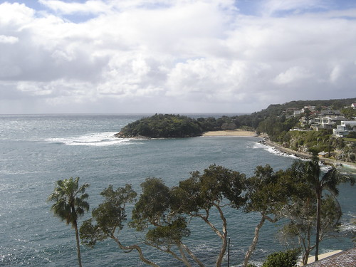 Shelly Beach and beyond...