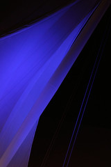 architectural detail: canada place (♫ marc_l'esperance) Tags: blue abstract color colour detail lines architecture night vancouver port canon eos pier interestingness bc angle abstractart tripod curves © 2006 architectural illuminated pole wires 10d slowshutter gradient sail existinglight mast 20 nocrop uncropped canadaplace nopostprocessing allrightsreserved wysiwyg cml gvrd shading thegallery colouredlight coloredlight purist artificialillumination 3wayicon 3wayassignment04 oneforthepurists illuminatedroof exploreseptemeber1206 monipick atoosapick canonef100300mmf56 fiveflickrfavs galleriadelamusa