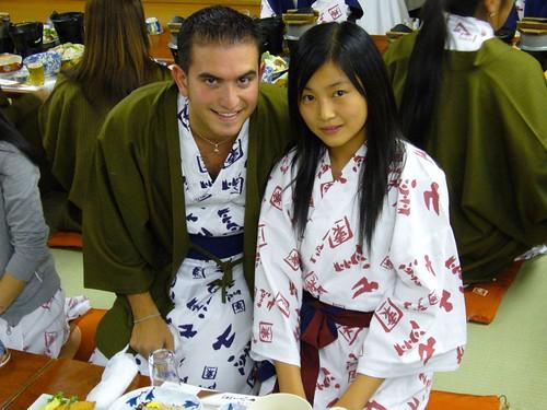 Yukata y armonia