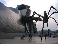 Guggenheim and spider 2 (jesper.lydhoer) Tags: spain 2006 bilbao guggenheim