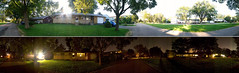 Mirror of Night (Glenn Loos-Austin) Tags: street panorama house tree night canon day seasons time suburban space lawn 360 potd stitching suburb photostich stitched 1022mm nightandday 360 30d photooftheday 360degrees inthedark canonefs1022mm efs1022mm canon1022mm dayandnight canon30d timeandspace 360panorama panorama360