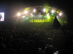 V Festival 06 - The Charlatans