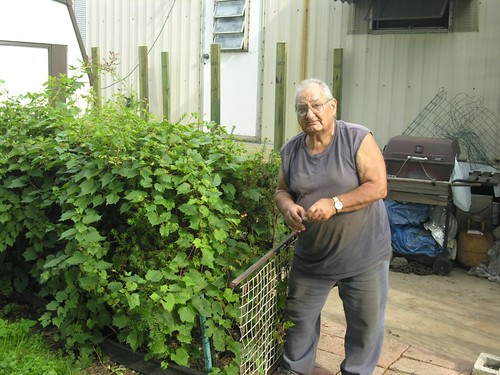 A 45-year resident preparing to move