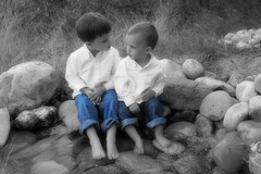 Brothers - by Kristyan Williams