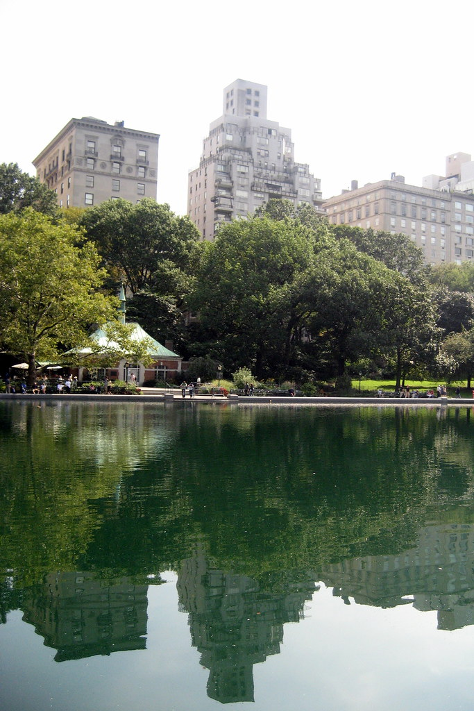 NYC - Central Park: Conservatory Water