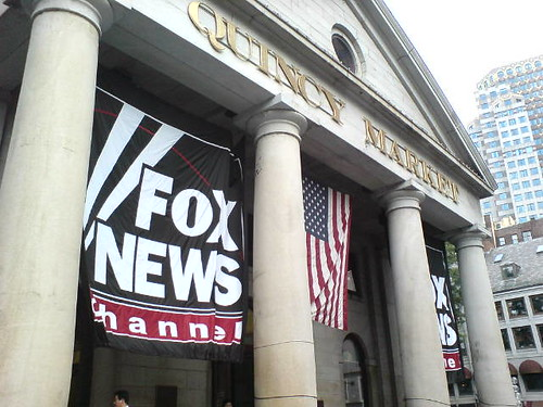 Fox News in Boston by mroach, on Flickr
