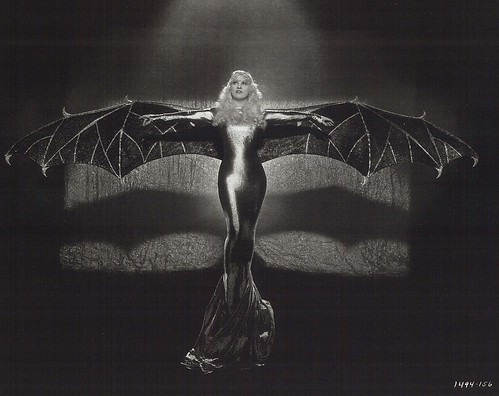Mae West, Belle Of The Nineties, 1934 by Gatochy.