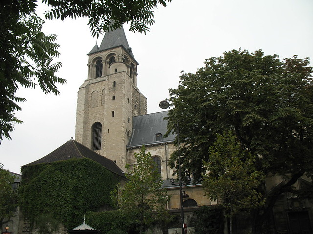 Eglise Saint-Germain-des-Prés