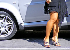 tornite, direi (pucci.it) Tags: feet shoes legs skirt heels simoncina peppinaswedding