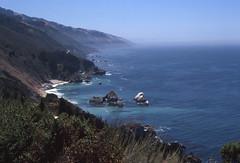 PCH - June 1996 (wanderingnome) Tags: california coast pacific pentax 1996 pch slidescan mesuper pacificcoasthighway 510favorites ©wanderingnomez