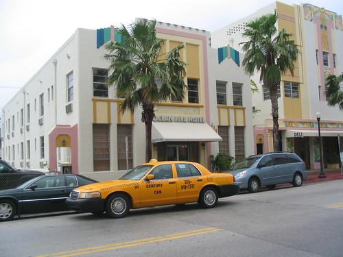 Ocean Five Hotel, South Beach Miami