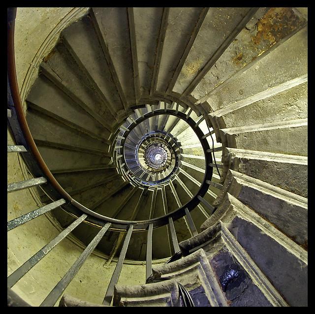 Inspiring Spiral Staircase: Spiral Staircase Photography
