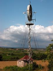 Eolienne Bollée (jeanmichelchuiche) Tags: france mill monument wind domaine historique quarante hérault bollée domainederoueïre roueïre