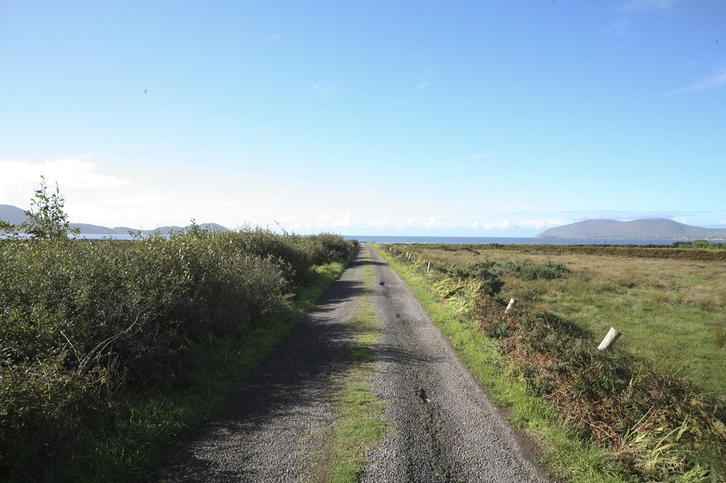 COUNTRY ROAD IN WATERVILLE