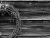 wreath (catscape) Tags: bw alabama wreath gristmill kymulga childersburg utatainhalf