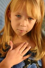 Miss Carrie (paigelynn) Tags: girl kids canon children kid child top20childportrait daughter mykid 2006 carrie paigelynn thebiggestgroup paigemandera