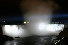 Niagara Falls - 09-28-06 (worleyx) Tags: longexposure nightphotography ontario canada night niagarafalls falls waterfalls colored worley canadianside worleyx