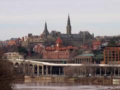 Georgetown, DC (Bill in DC) Tags: 2005 washingtondc georgetown kennedycenter powershotpro1