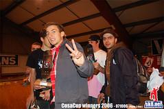 Winners Cosacup 2006