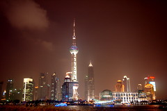 Pudong ( Shanghai) (@yakobusan Jakob Montrasio ) Tags: china colors night d50 dark nikon shanghai chinese   pudong shanghaiist jakob bund tvtower cina  nikonstunninggallery schanghai montrasio abigfave ci33  jakobmontrasionet