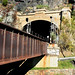 Harpers Ferry, RR Bridge over the Potomic River- Tunnel Built in 1831