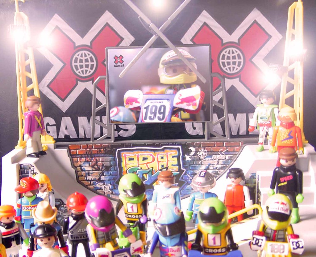 playmobilpastrana x games eurosport post