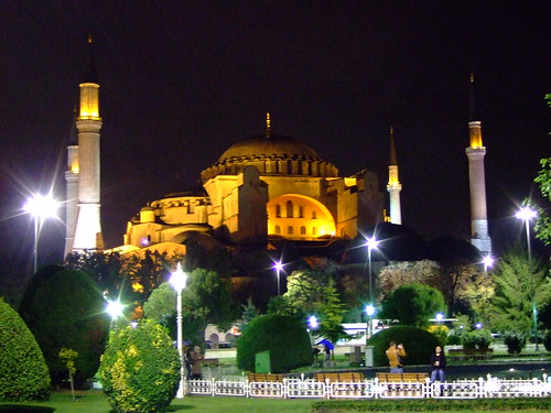 トルコ アヤソフィア 画像