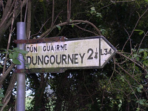 Up Dungourney!