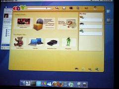 eBay Prototype built in Adobe Apollo