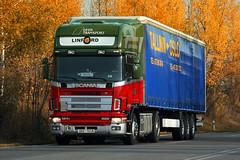 Scania (mattbx) Tags: truck europe poland semi czechrepublic semitruck trucking scania cabover