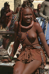 060825-15 Himba Village - by Andries3