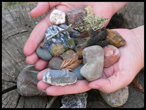 Rocks in Hand2