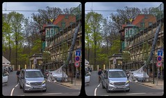 Baustelle Weißer Hirsch 3-D / CrossView / Stereoscopy / HDRaw (Stereotron) Tags: saxony sachsen dresden elbflorenz weiserhirsch streetphotography urban citylife europe germany deutschland crosseye crossview xview pair freeview sidebyside sbs kreuzblick 3d 3dphoto 3dstereo 3rddimension spatial stereo stereo3d stereophoto stereophotography stereoscopic stereoscopy stereotron threedimensional stereoview stereophotomaker stereophotograph 3dpicture 3dimage twin canon eos 550d yongnuo radio transmitter remote control synchron kitlens 1855mm tonemapping hdr hdri raw