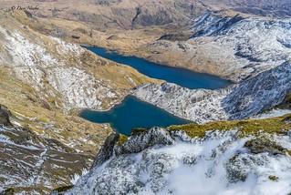 Glaslyn to Llyn Llydaw, Snowdonia, llanberis,