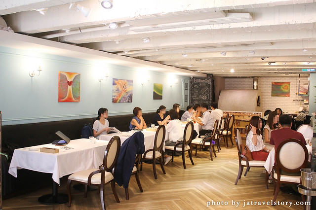 春日甜 IG打卡必去!夢幻海洋三層下午茶滿足你的視覺與味覺!【捷運中山】Bistro Café @J&A的旅行