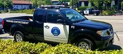 Lafayette Police Parking Enforcement Nissan Frontier (Caleb O.) Tags: lafayette police parkingenforcement nissan frontier