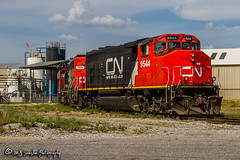 CN 9544 | EMD GP40-2LW | President's Island (M.J. Scanlon) Tags: business cn cn9544 cnmemphissubdivision canadiannational canon capture cargo commerce digital emd eos engine freight gp402lw gtw5934 haul horsepower image impression landscape local locomotive logistics mjscanlon mjscanlonphotography mp3180 memphis merchandise missouripacific mopac mojo move mover moving outdoor outdoors perspective photo photograph photographer photography picture presidentsisland rail railfan railfanning railroad railroader railway sd402 scanlon steelwheels super tennessee track train trains transport transportation up4180 unionpacific view wow ©mjscanlon ©mjscanlonphotography