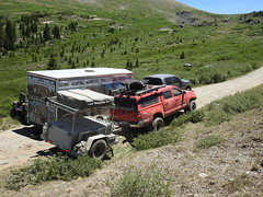Overland in Colorado 1 (Scott Sanford Photography) Tags: colorado coloradotrails offroad 4x4 4x4trails outdoor camping overland overlandrig expedition toyota tacoma tincuppass travel roadtrip vacation summer
