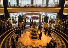 Speak to me - Hongkong 185/188 (*Capture the Moment*) Tags: 2017 architecture architektur grandhyatthongkong hongkong lobby luxury luxus sonya7m2 sonya7mii sonya7mark2 sonya7ii sonyfe1635mmf4zaoss sonyfe41635 sonyilce7m2