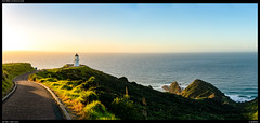 Waters meet & Sunsets at Cape Reinga (Falcdragon) Tags: sonyzeisssonnarfe1855mmza seasmeet tasmansea pacficocean sonya7riialpha ilce7rm2 seascape landscape sunset light amazing masterpiece fav topshoot northland newzealand capereinga