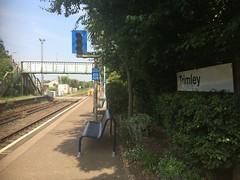 180702 Trimley (70) (Transrail) Tags: trimley station railway train greateranglia felixstowebranch suffolk