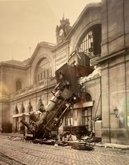 Gare Montparnasse , (terziluciano) Tags: treno incidenteferroviario montparnasse