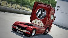 I'm a simple guy ¯\_(ツ)_/¯ (gripshotz) Tags: scania r500 sarantos skin chereau trailer euro truck simulator ets 2