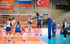 48070462 (roel.ubels) Tags: rabobank super series volleybal volleyball sport topsport hoogeveen nevobo oranje nederland holland turkije turkey italië italy rusland russia 2018