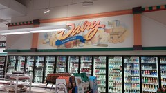 Dairy Lite (Retail Retell) Tags: oakland tn kroger millennium décor era store mirror image twin doppelganger reversed carbon copy former hernando ms fayette county retail 2018 remodel fresh local neighborhood flair historical images captions