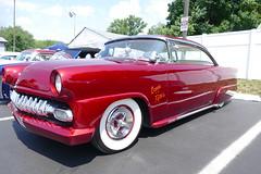 1956 Ford Victoria (bballchico) Tags: 1956 ford victoria custom dougreid customcarrevival carshow indianapolisindiana