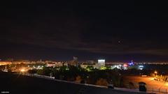 MOON ECLIPSE in OMSK 17.07.18 (kirill.jankowsky) Tags: moon eclipse omsk 14mm d800 mars opposition roof nightlandscape омск крыша планетарий лунное затмение марс противостояние