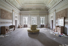 Villa Pavone (Sean M Richardson) Tags: abandoned architecture details decay canon exploring ruins ornate